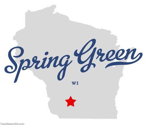 map_of_spring_green_wi
