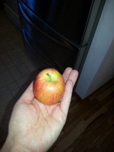 tiny apple