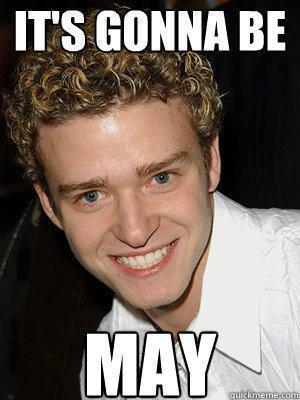 gonnabemay
