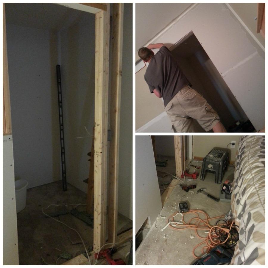 closet project