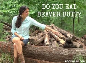 beaver butt