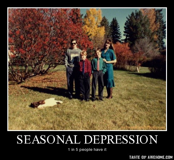seasonal depression