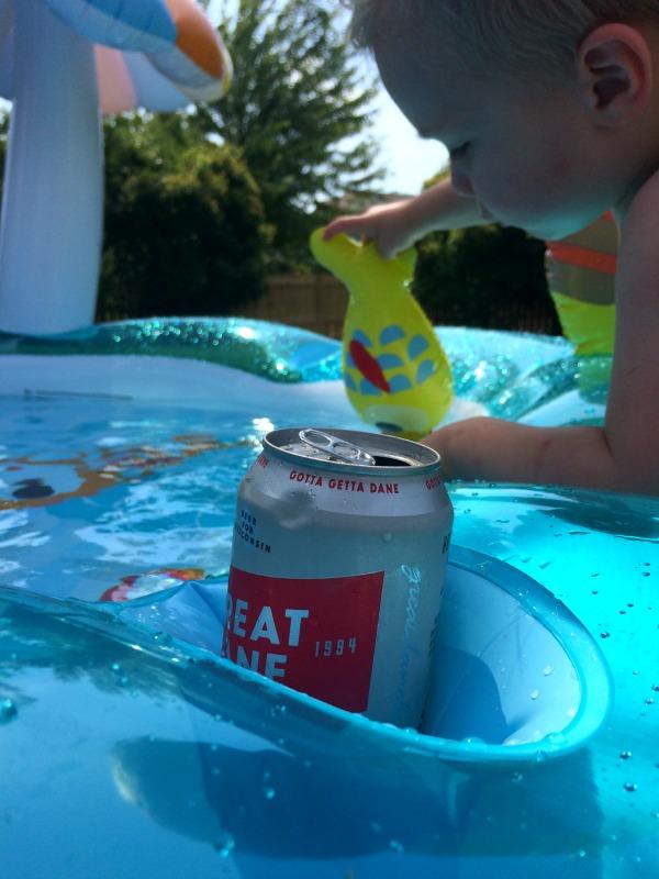pool beer