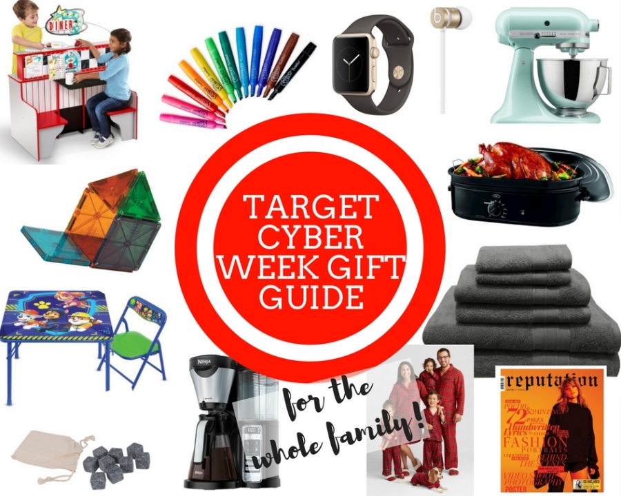 target cyber weekdeals